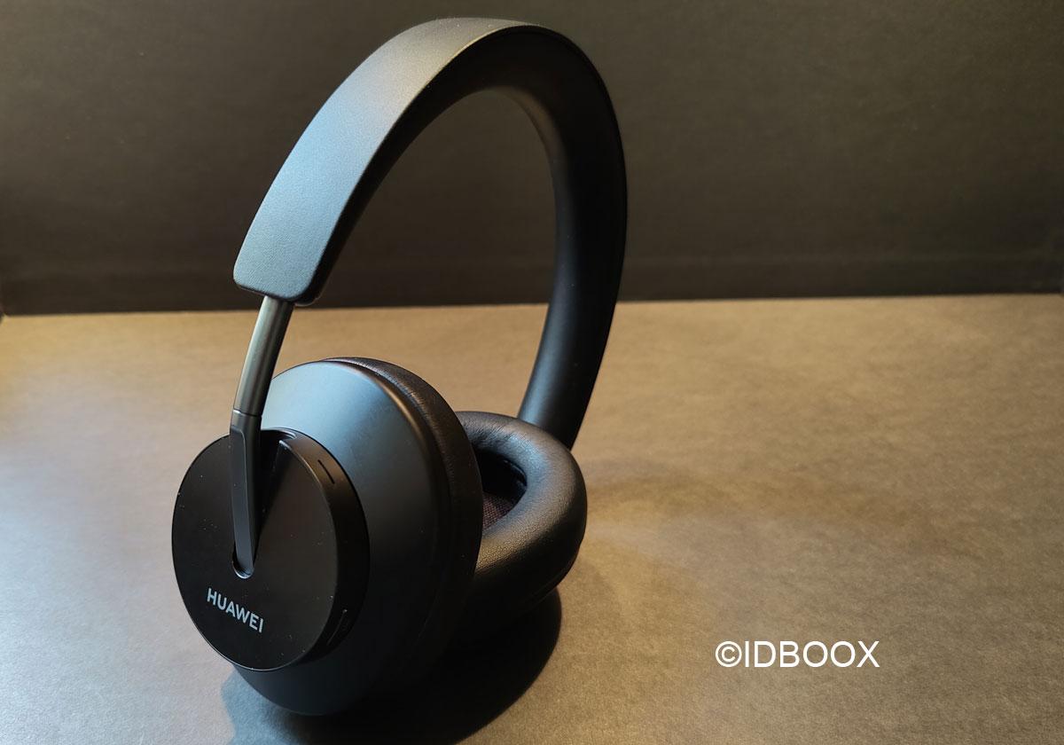 Huawei FreeBuds Studio Test du casque Audio avec ANC