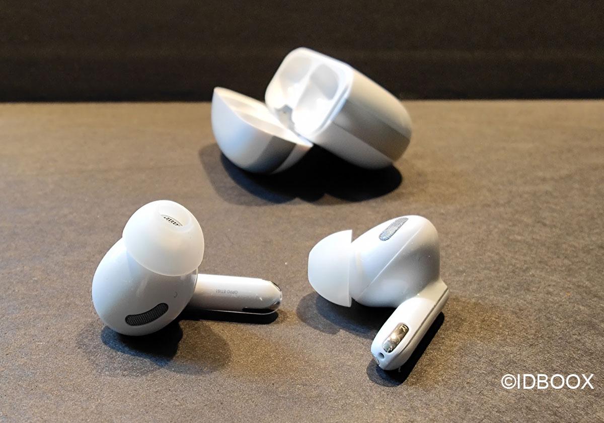 Oppo Enco X Test - Des écouteurs True Wireless avec un ANC perfomant
