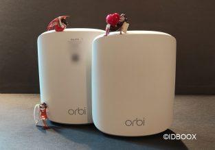 Orbi WiFi 6 AX1800