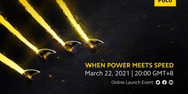 Poco F3 Pro et Poco X3 Pro prévus le 22 mars