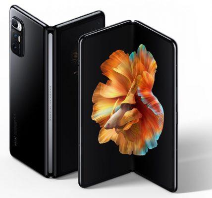 Mi MIX Fold - LE premier smartphone pliable de Xiaomi
