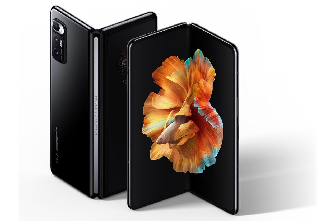 Mi MIX Fold - Le premier smartphone pliable de Xiaomi est à seulement 1299€