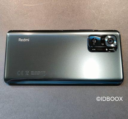 Xiaomi Redmi Note 10 Pro test -