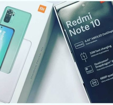 Xiaomi Redmi Note 10 avec un processeur Snapdragon 678