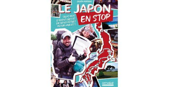 le japon en stop - livre