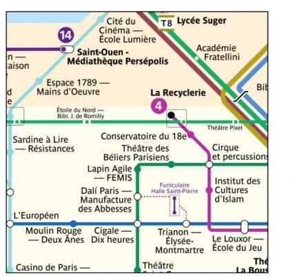 plan metro culture covid-19