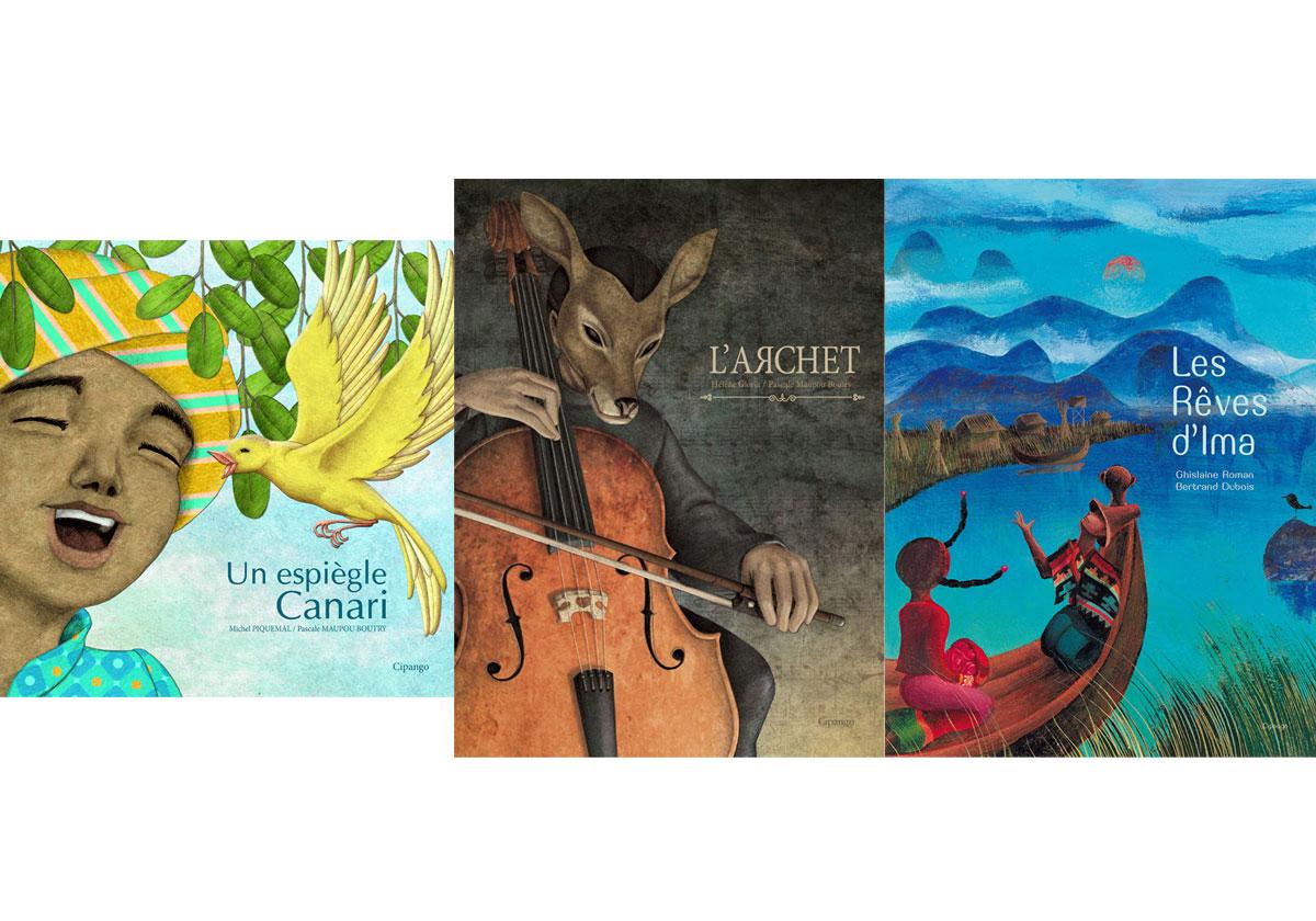 3 Livres jeunesse à lire ce week-end