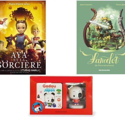 Notre sélection de livres pour enfants de 3 à 9 ans