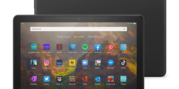 Amazon Fire HD 10 (2021) Tout savoir sur la tablette