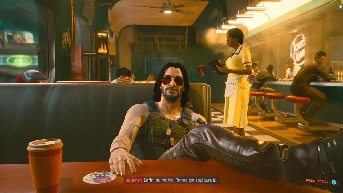Test de Cyberpunk 2077 - Jouez avec Keanu Reeves