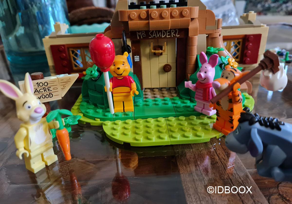 Le set LEGO Winnie l'ourson pour retomber en enfance