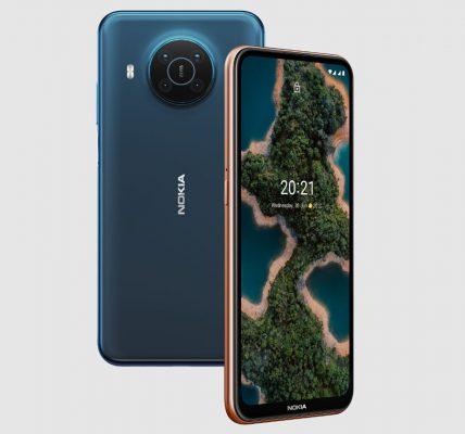 Noika X20 et X10 deux smartphones 5G