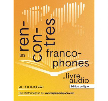 Rencontres-francophones-du-livre-audio-2021 plume de paon