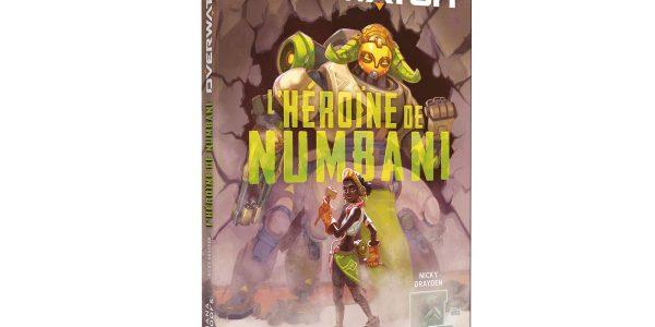 Roman Overwatch L'héroïne de Numbani