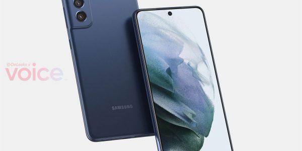 Samsung Galaxy S21 FE - Des nouveaux visuels et de nouvelles infos