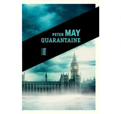 Roman Policire Peter May Quarantaine