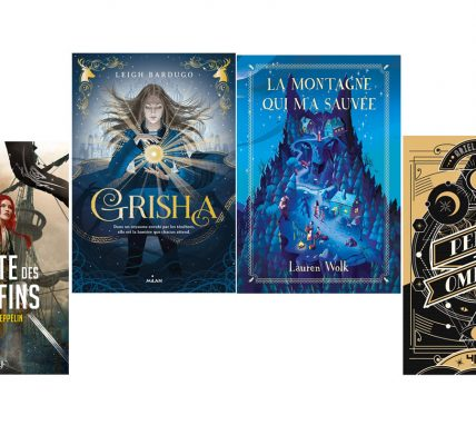 A lire ce Weekend 4 Romans Young Adult 20 05 2021