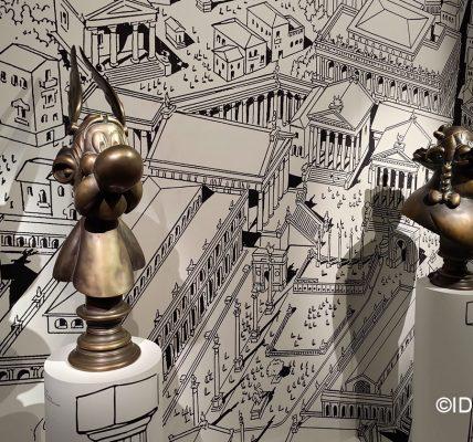 Expo Uderzo au musée Maillol