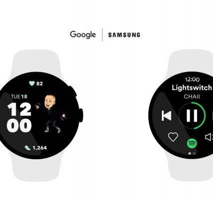 Samsung et Google développent un nouvel OS pour montres connectées