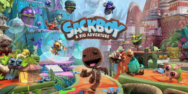 Test du jeu Sackboy sur PS5