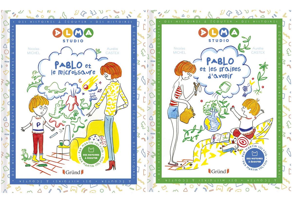 Livres pour enfants - Pablo