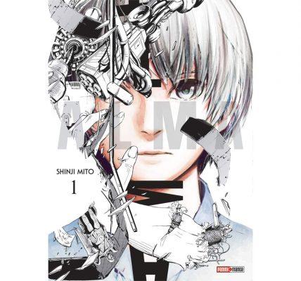 Alma un manga de SF pas comme les autres