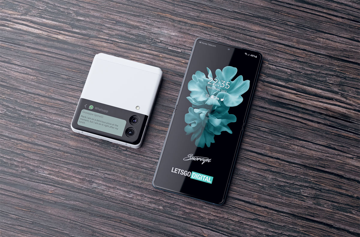 Samsung Galaxy Z Flip 3 - Un prix en forte baisse