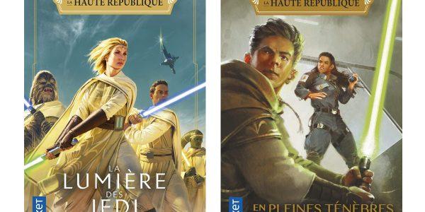 Star Wars La Haute République une nouvelle série de romans