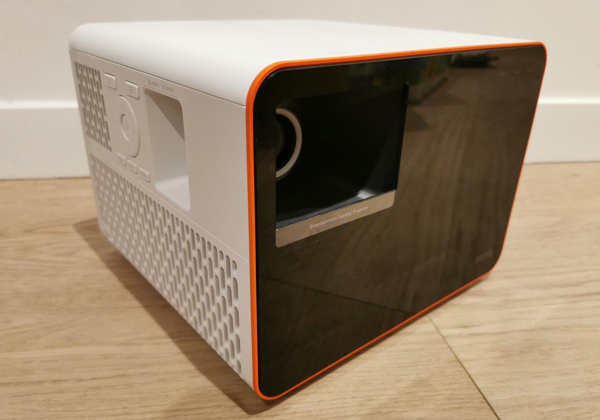 Test vidéoprojecteur LED 1080p BenQ X1300i