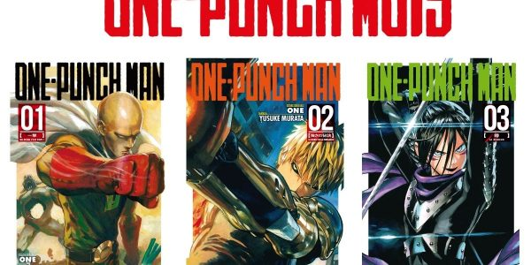 one punch man manga
