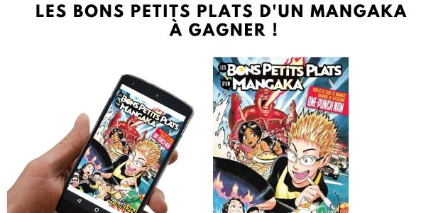 Visuel concours One punch mois IDBOOX 12-21