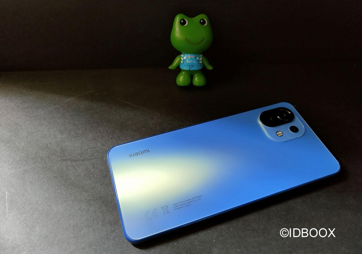 Xiaomi Mi 11 Lite Test - Un smartphone ultra léger plein de qualités