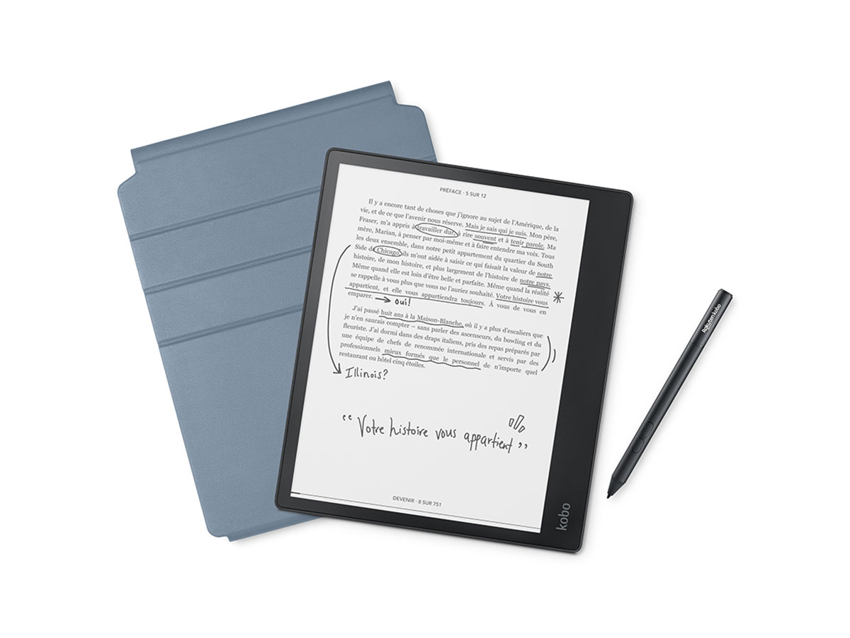 kobo elipsa ebooks