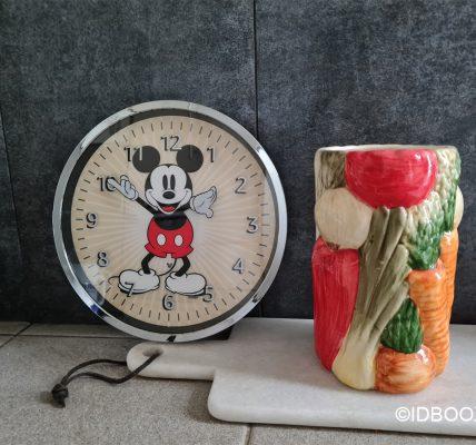 Test Amazon Echo Wall Clock Mickey