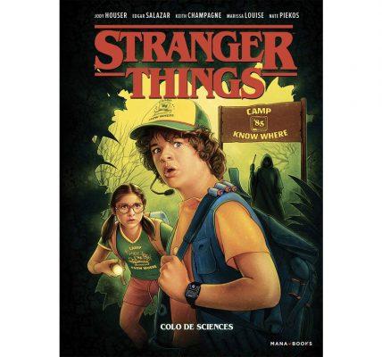 BD Stranger Things Colo de sciences