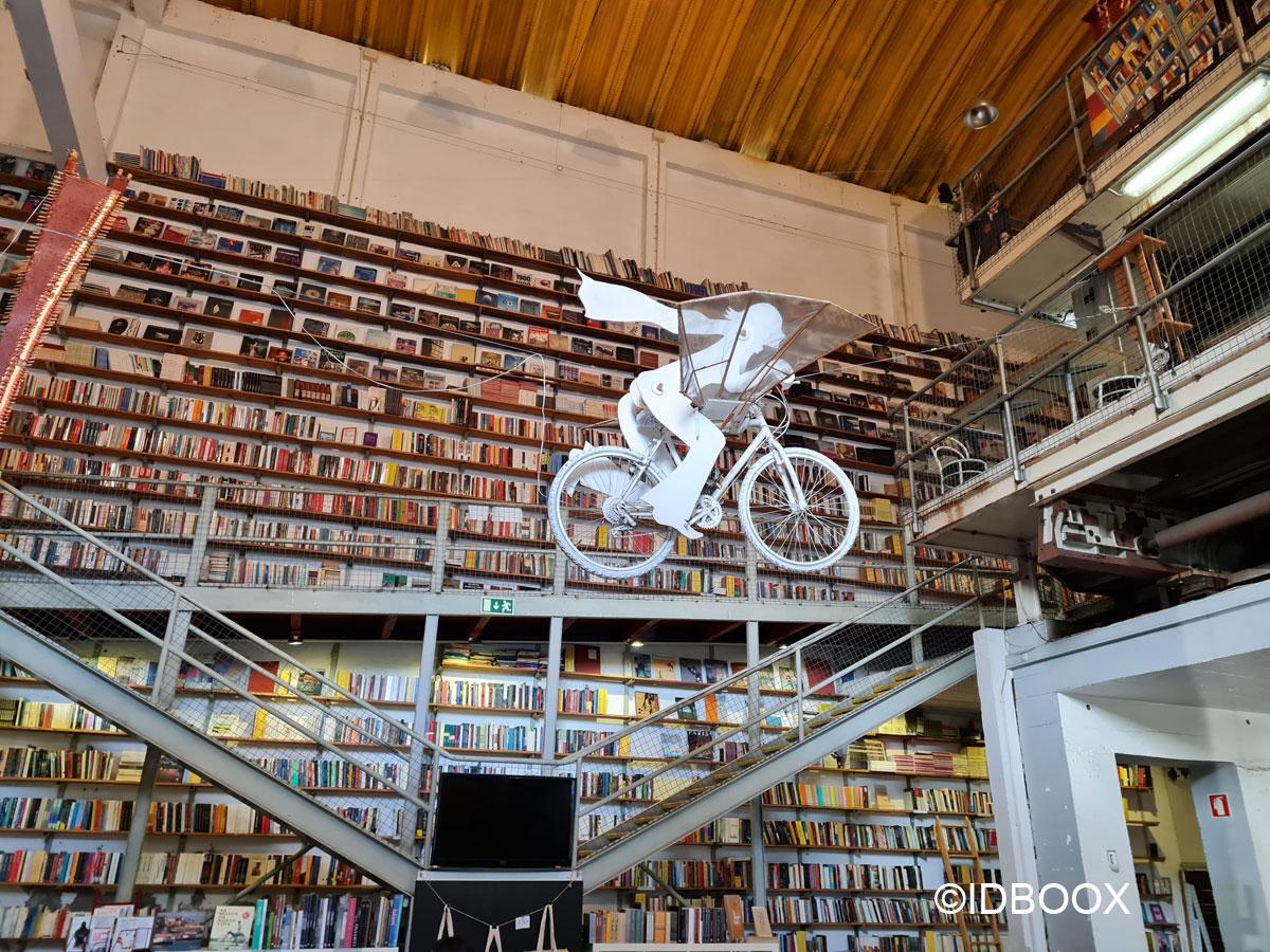 Deux librairies à ne pas manquer à Lisbonne