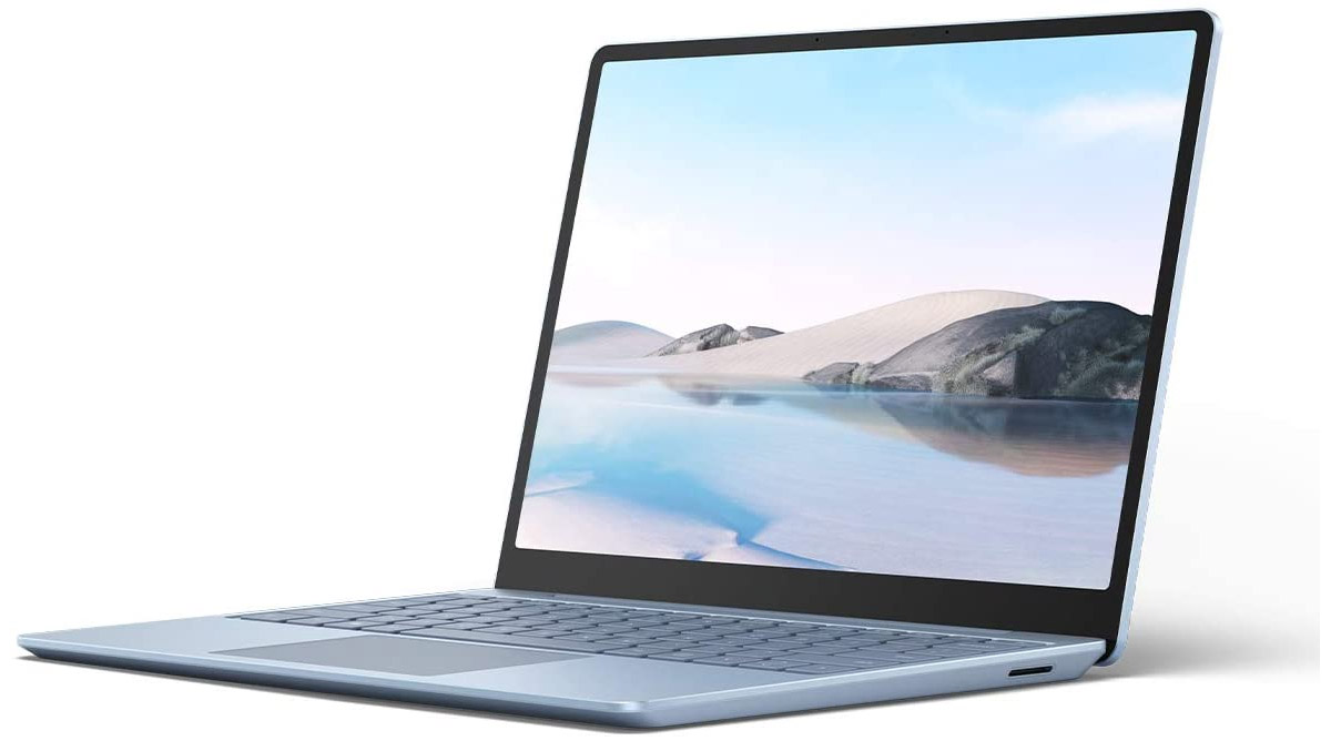 Soldes d'été 2021 - Microsoft Surface Laptop Go forte baisse de prix