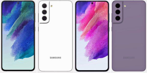 Samsung Galaxy S21 FE passe la TEENA