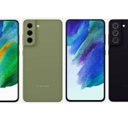 Samsung Galaxy S21 FE - Une date de sortie prévue en février