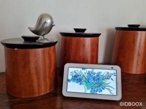 Test Amazon Echo Show 5 2éme génération