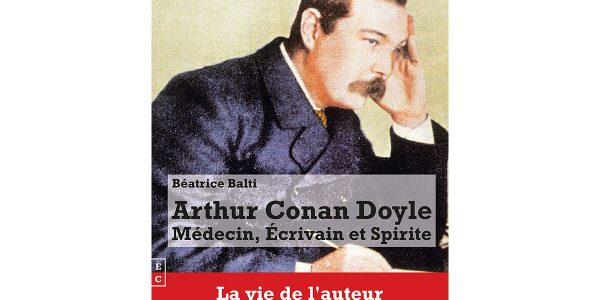 livre Arthur-Conan-Doyle--Medecin-ecrivain-et-spirite
