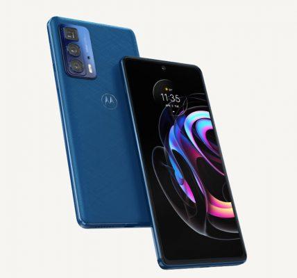 Motorola Edge 20 - Des smartphones avec un bon rapport qualité/prix