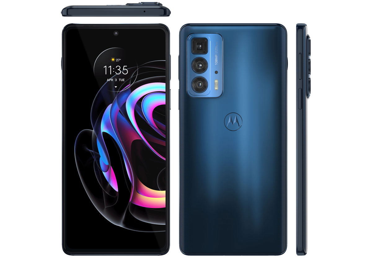Motorola Edge 20 - les prix et les caractéristiques avant la sortie