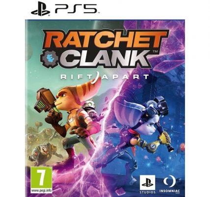 atchet & Clank : Rift Apart sur PS5