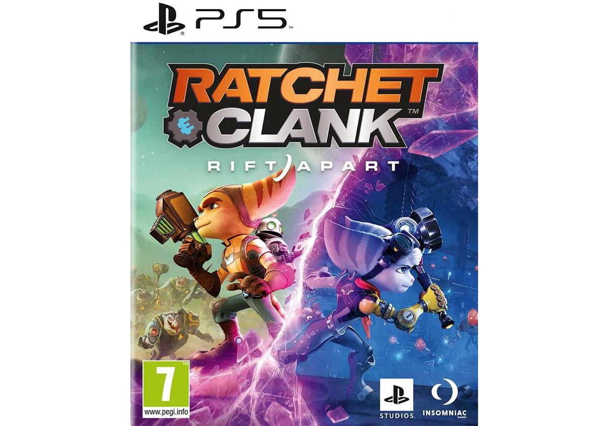 Ratchet & Clank : Rift Apart test du jeu sur PS5