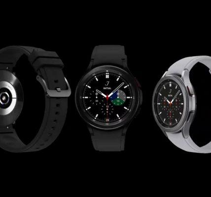 Fuiite de tous les prix des Samsung Galaxy Watch 4, Galaxy Z flip, Galaxy Z Fold 3, Galaxy Buds
