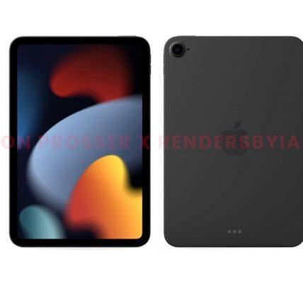 iPad Mini 6 tous les changements à venir