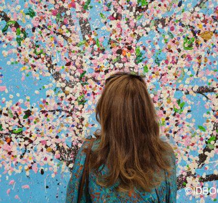 Expo Damien Hirst à la Fondation Cartier Ce qu'on en pense