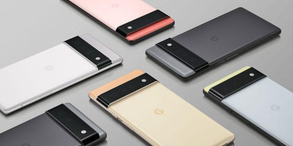 Google Pixel 6 et le processeur Tensor