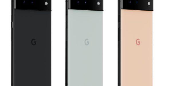 Google Pixel 6 - Rendez-vous le 19 octobre pour tout savoir